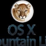 OS X Mountain Lion udgivet 25. juli