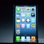 """Apple præsenterer den længe ventet """"iPhone 5"""""""