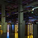 Få et indblik i Googles enorme serverrum