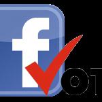 Facebook har valg – har du stemt?
